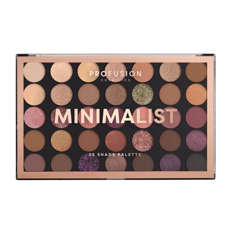 Profusion lauvärvipalett Minimalist 35 värvi