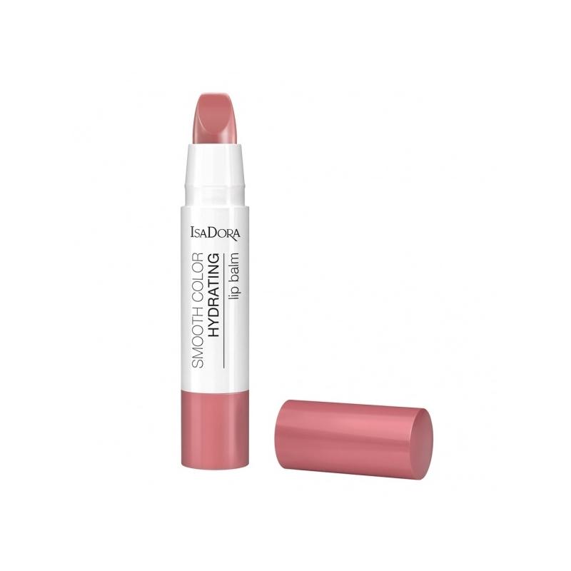 IsaDora Huulepalsam Smooth Color 55 Soft Caramel