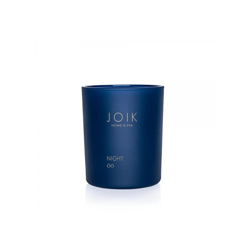 JOIK Home & Spa rapsivahast lõhnaküünal Öö