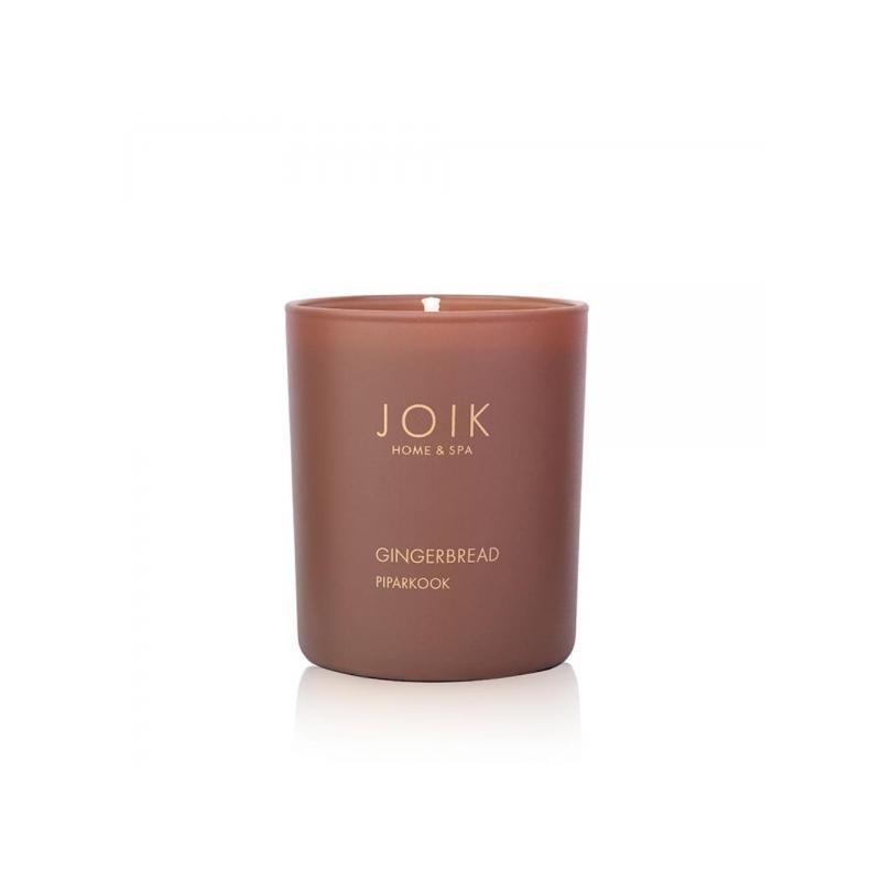 JOIK Home & spa rapsivahast lõhnaküünal Piparkook