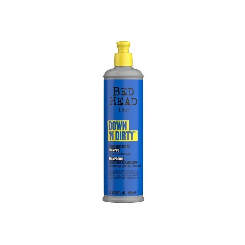 Tigi Down n Dirty Shampoo Sügavpuhastav šampoon 400ml