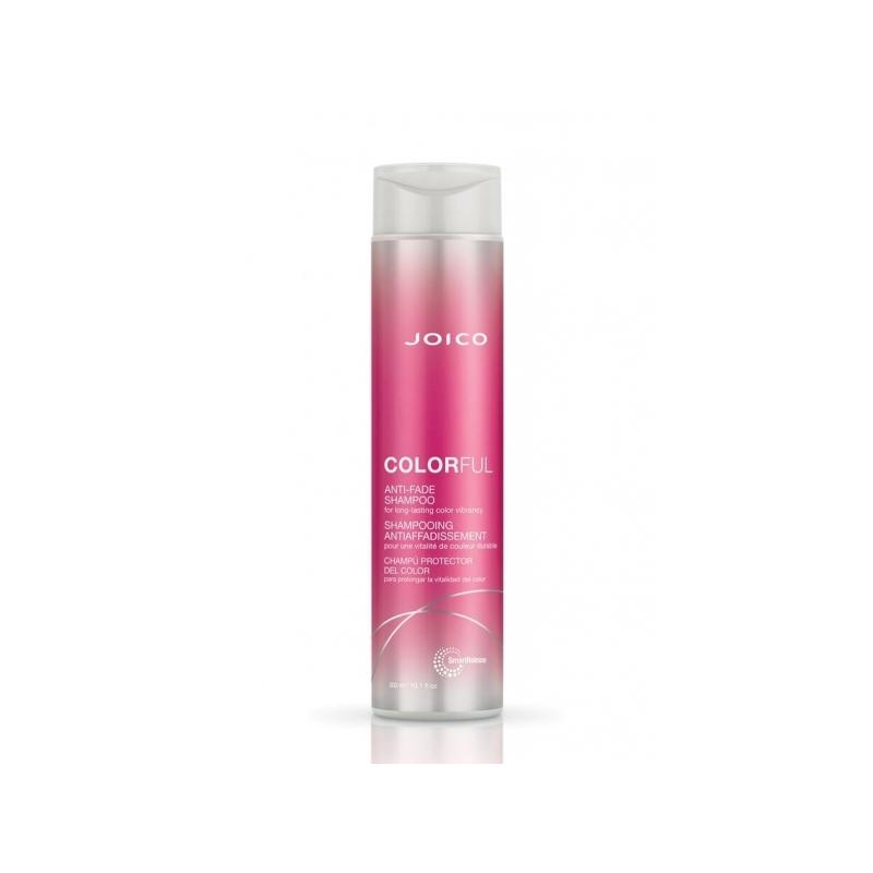 Joico Colorful Anti-Fade Shampoo juuksevärvi kaitsev šampoon 300ml