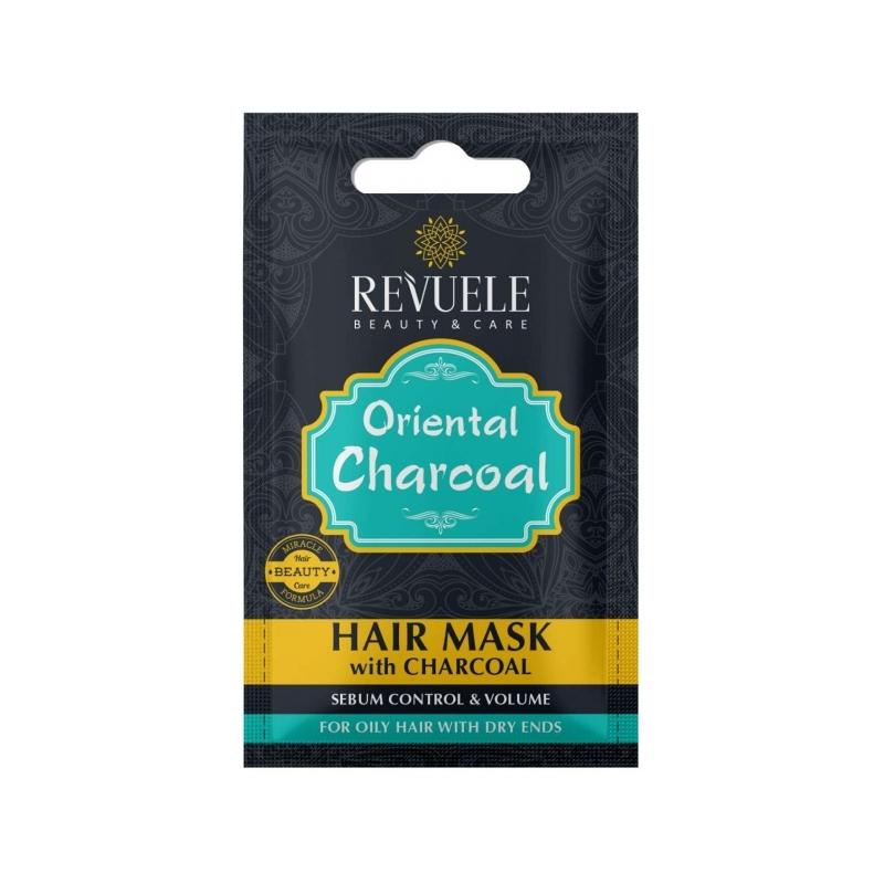 Revuele juuksemask Oriental Charcoal 25ml