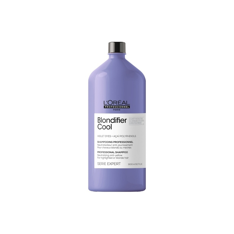 L´Oreal Professionnel Blondifier Cool šampoon blondidele juustele 1500ml