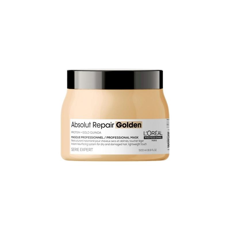 L´Oreal Professionnel Absolut Repair Gold taastav kuldne juuksemask 500ml
