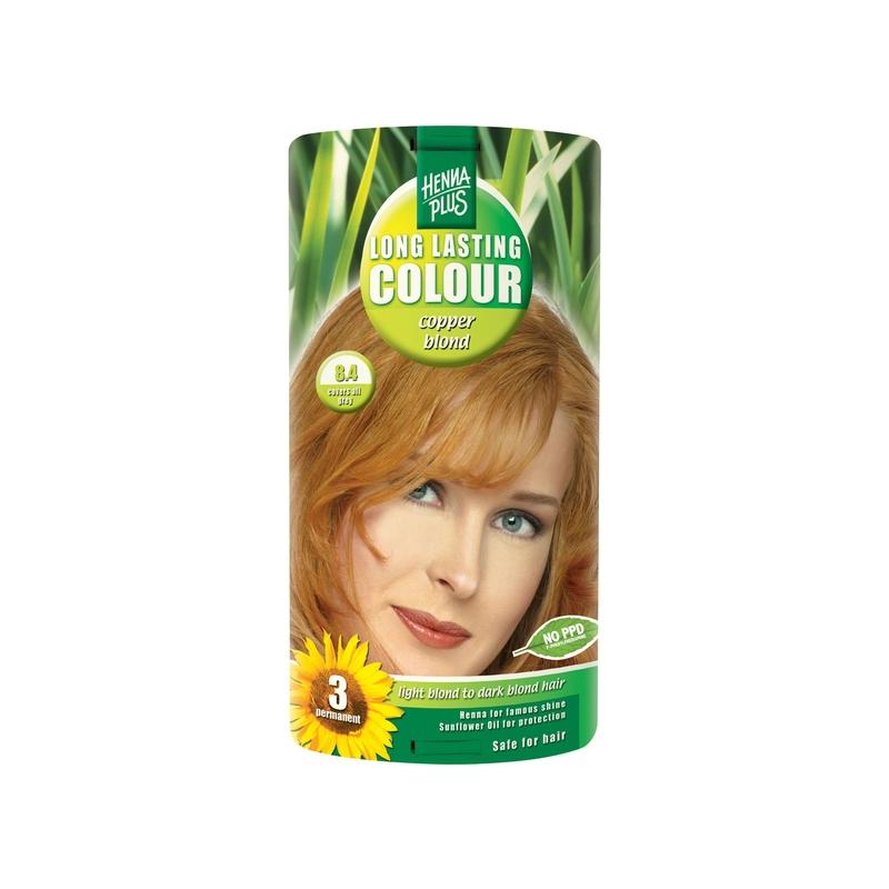 HP PÜSIVÄRV 8.4/copper blond