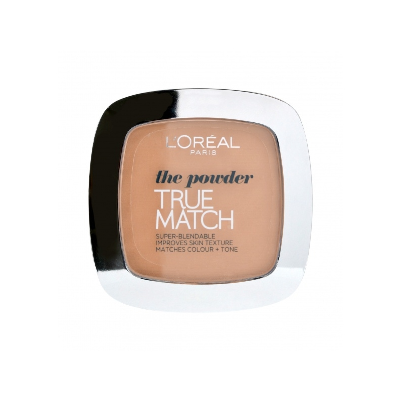 L'Oreal Paris True Match kompaktpuuder W3