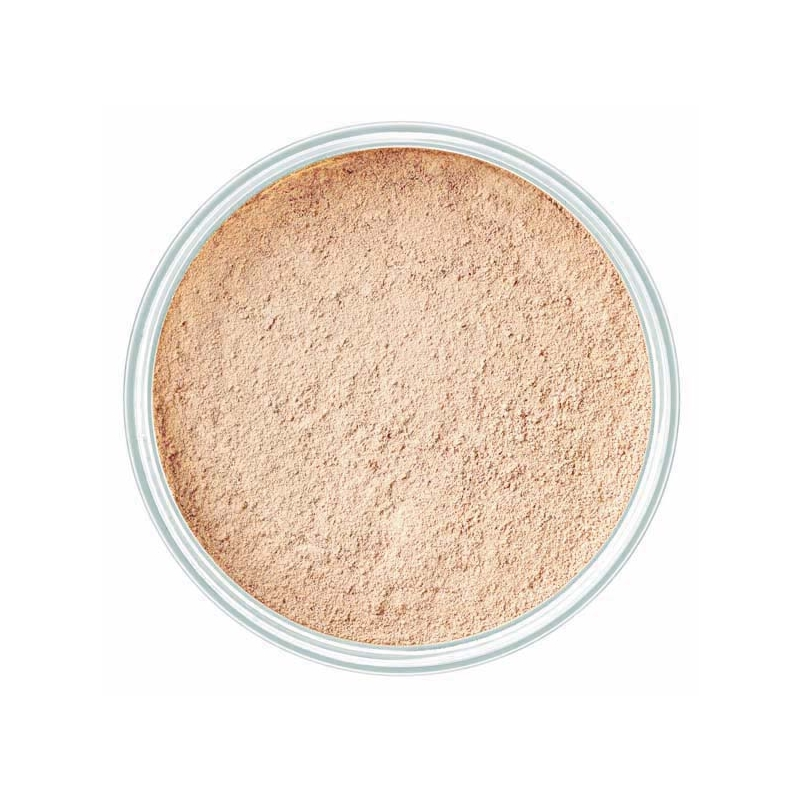 Artdeco Mineral Powder Foundation mineraalpuuder 4