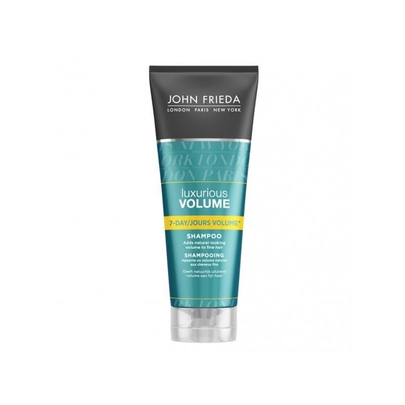 John Frieda Luxurious Volume 7 Day kohevust andev šampoon