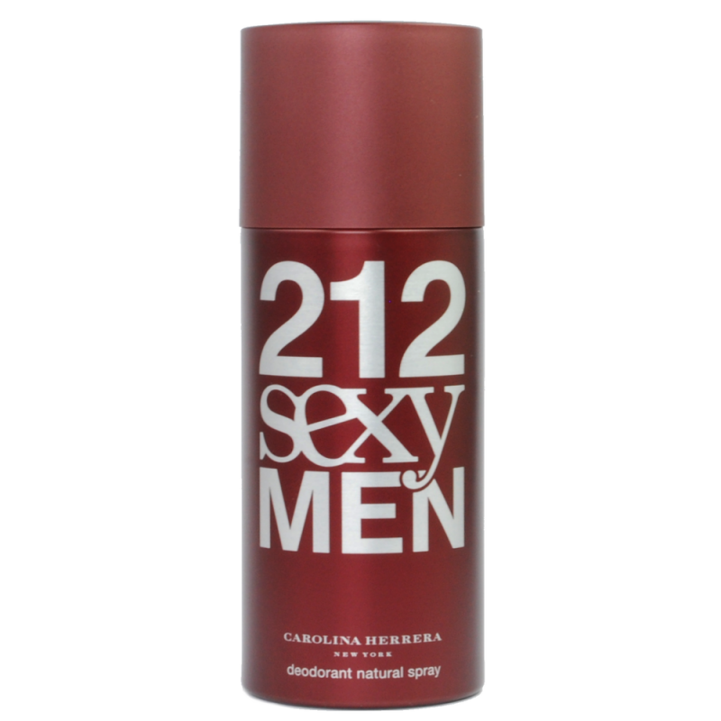 Carolina Herrera 212 Sexy Men for Men deodorant 150 ml