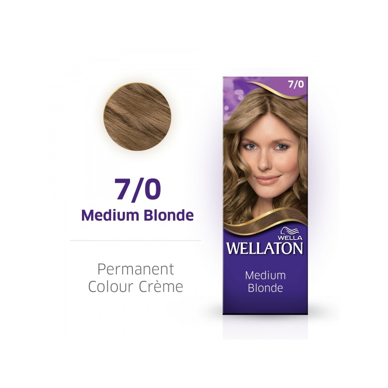 WELLATON MAXI-SINGLE 7/0 keskmine blond