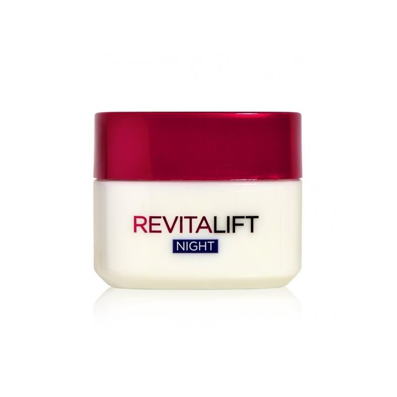 L'Oréal Paris Revitalift Kortsudevastane+ pinguldav öökreem