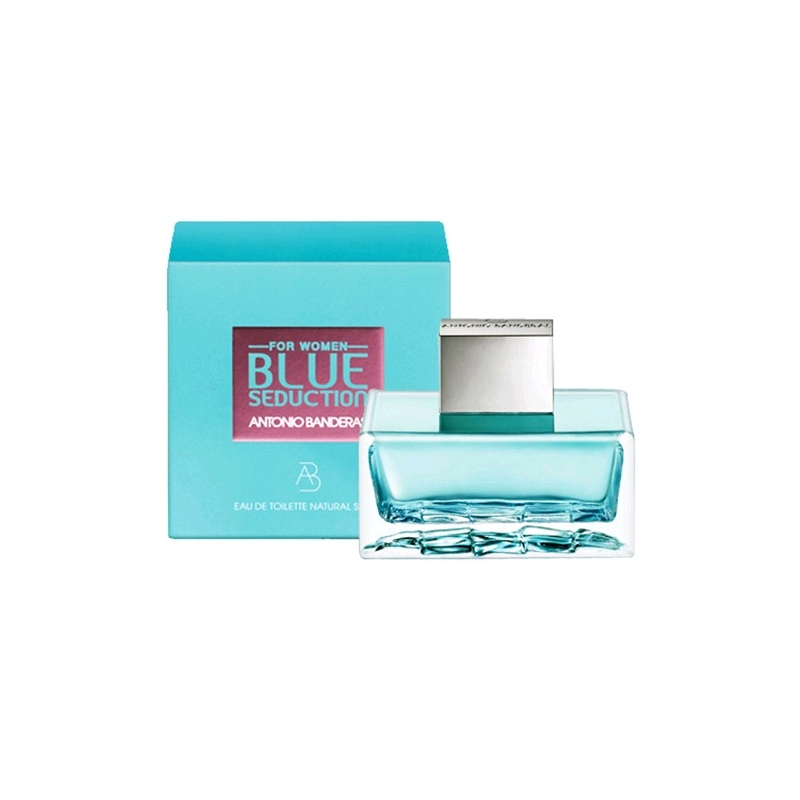Antonio Banderas Blue Seduction Women Eau de Toilette 100 ml