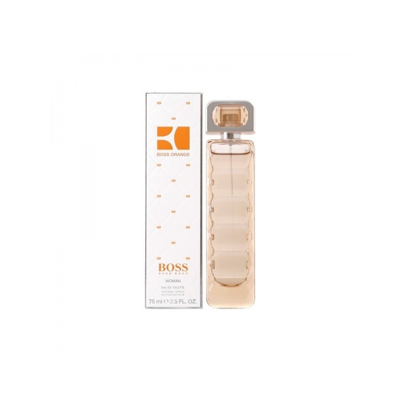 Hugo Boss Orange Pour Femme Eau de Toilette 75ml