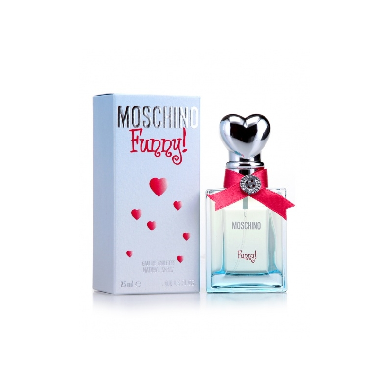 MOSCHINO FUNNY EDT 100 ML