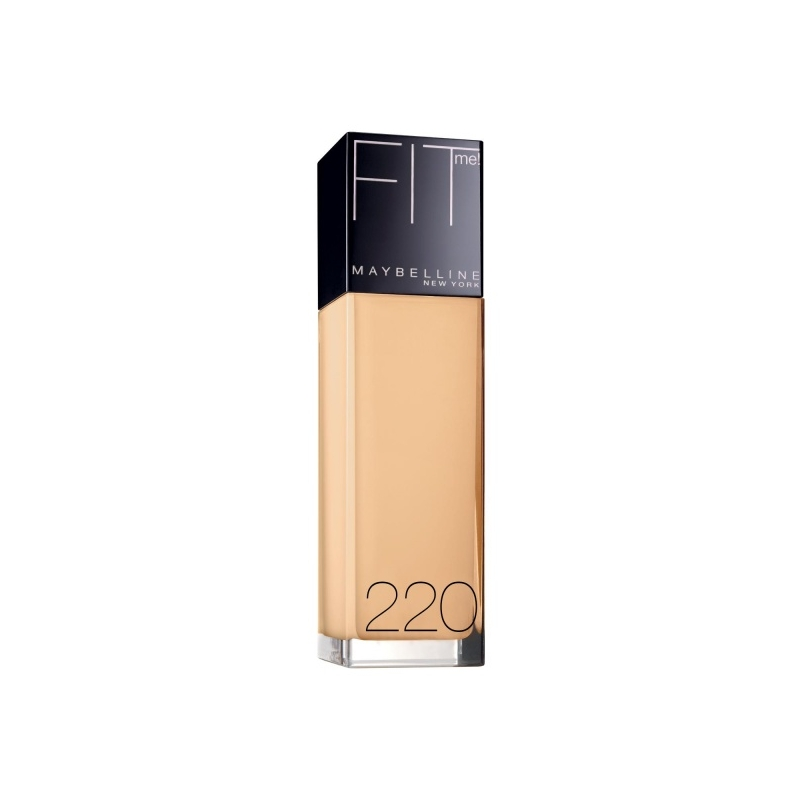 Maybelline Fit Me! Liquid Foundation jumestuskreem 220