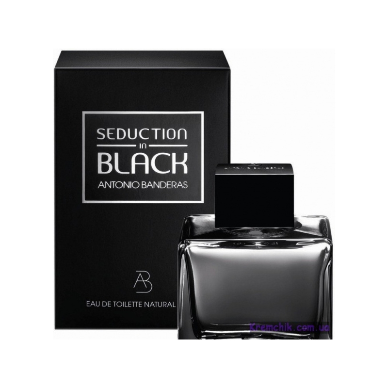 A.BANDERAS SEDUCTION IN BLACK EDT 50 ML