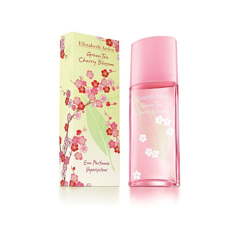 EA GREEN TEA CHERRY BLOSSOM EDT 100 ML