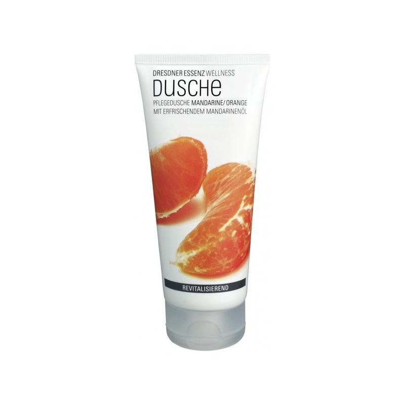 Dresdner Essenz värskendav dušigeel mandariin-apelsin