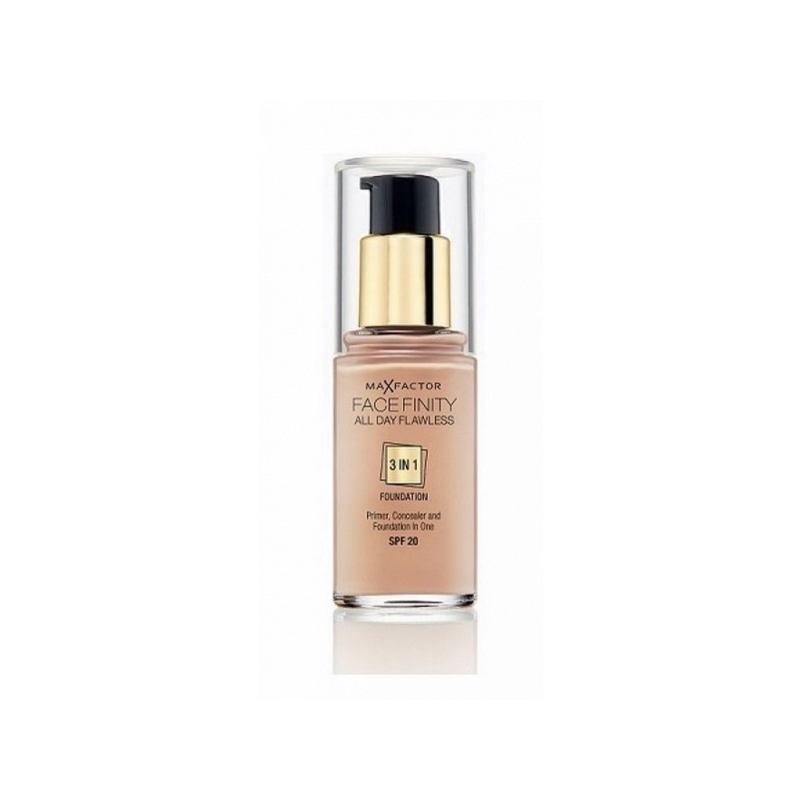 Max Factor Facefinity 45 Warm almond jumestuskreem