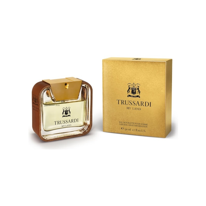 Trussardi My Land Eau de Toilette 50ml