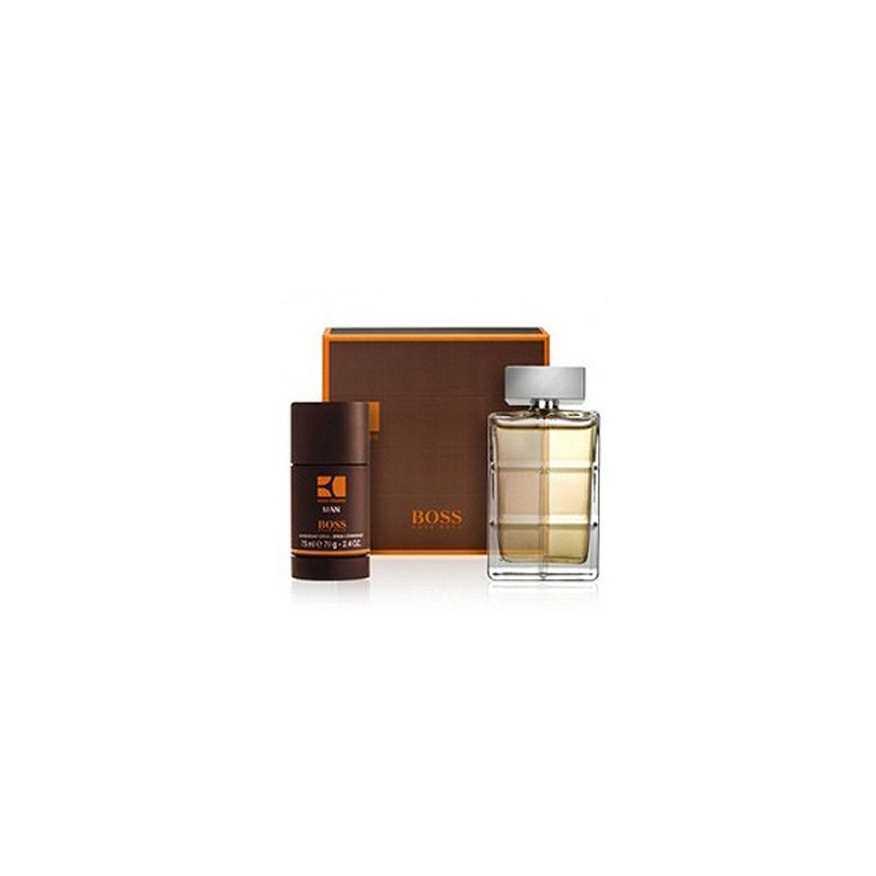 Hugo Boss Orange Set Eau de Toilette 100 ml+ stick 75 ml