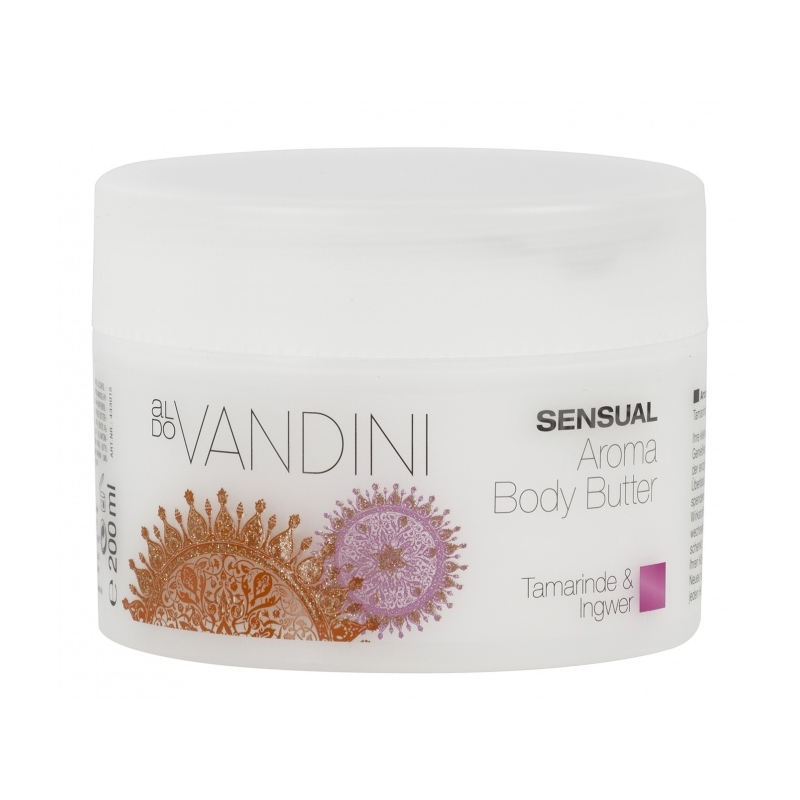 Aldo Vandini Sensual kehakreem tamarind-ingver 433015