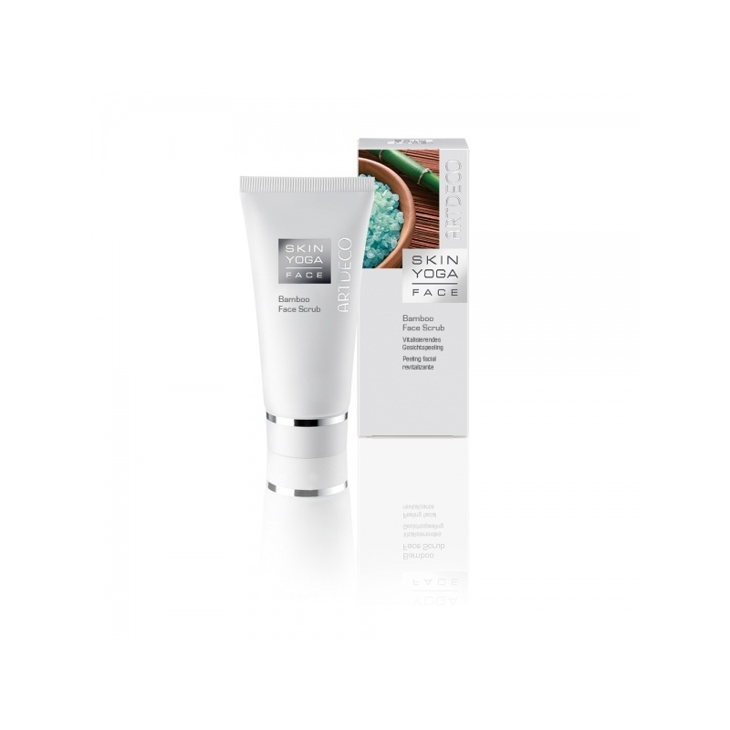Artdeco Skin Yoga kooriv näokreem bambusega 6402