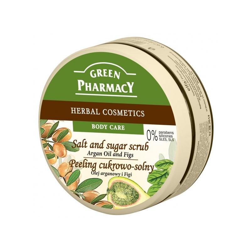 Green Pharmacy kehakoorja argaaniaõli-viigimari 206