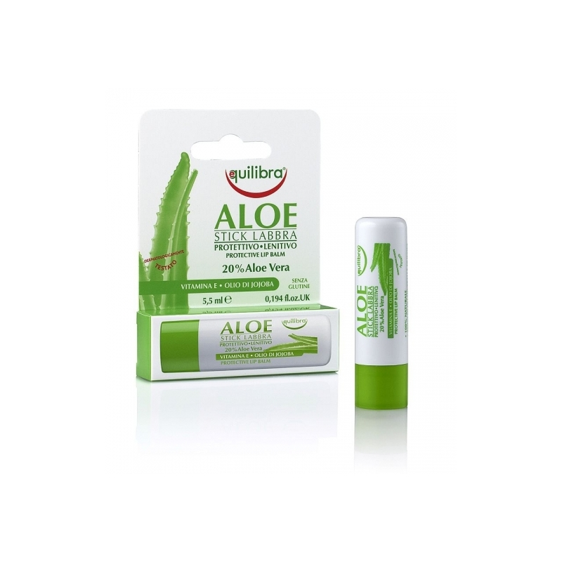 Equilibra Aloe hügieeniline huulepulk
