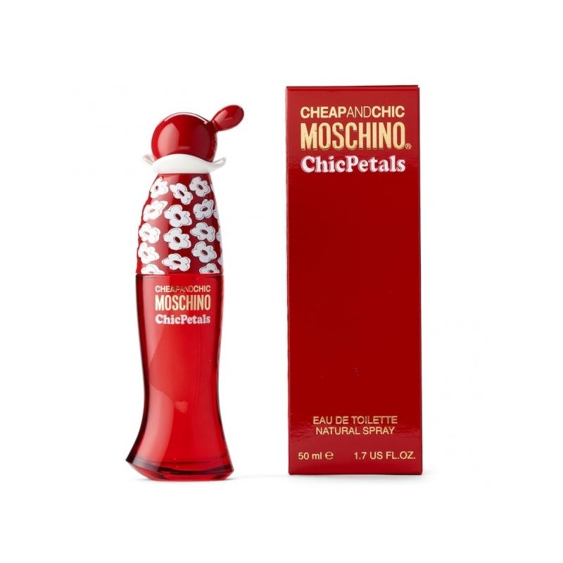 Moschino Cheap and Chic Petals Eau de Toilette 50 ml
