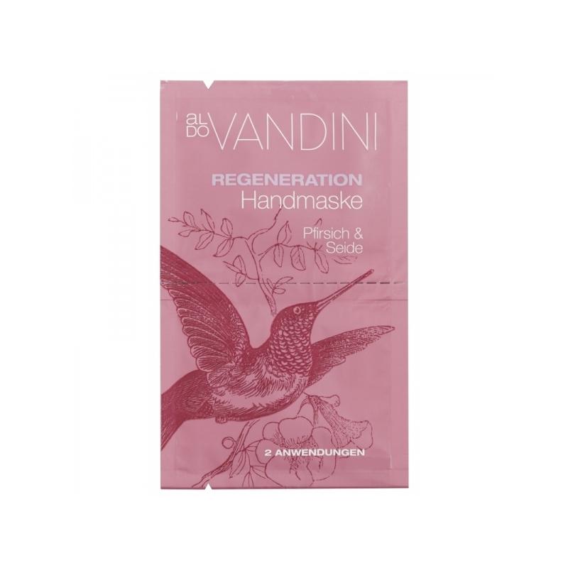 Aldo Vandini kätemask virsiku ja siidiga 433005