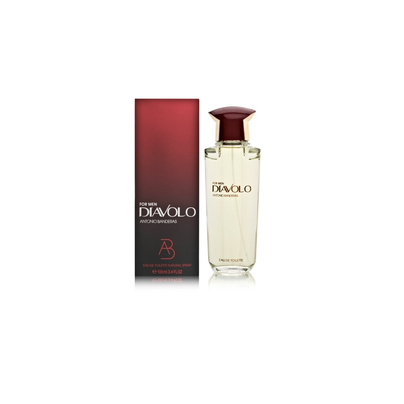 A.BANDERAS DIAVOLO EDT 50 ML