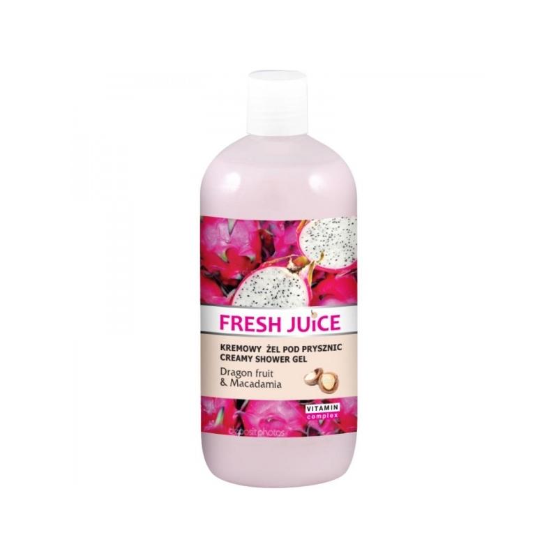 Fresh Juice dušigeel draakonivili&makadaamia GP 753