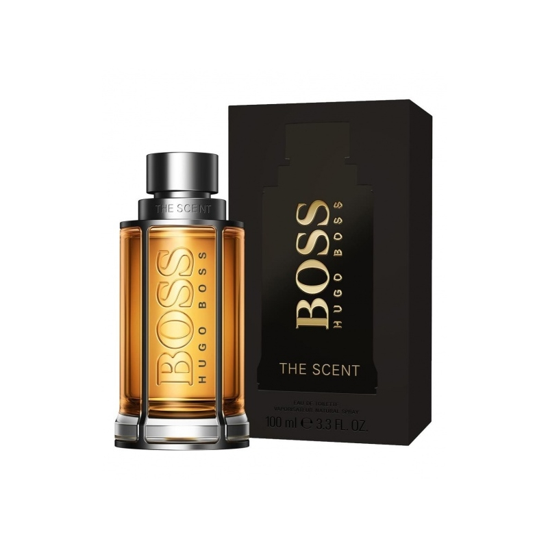 Hugo Boss The Scent Eau de Toilette 100 ml
