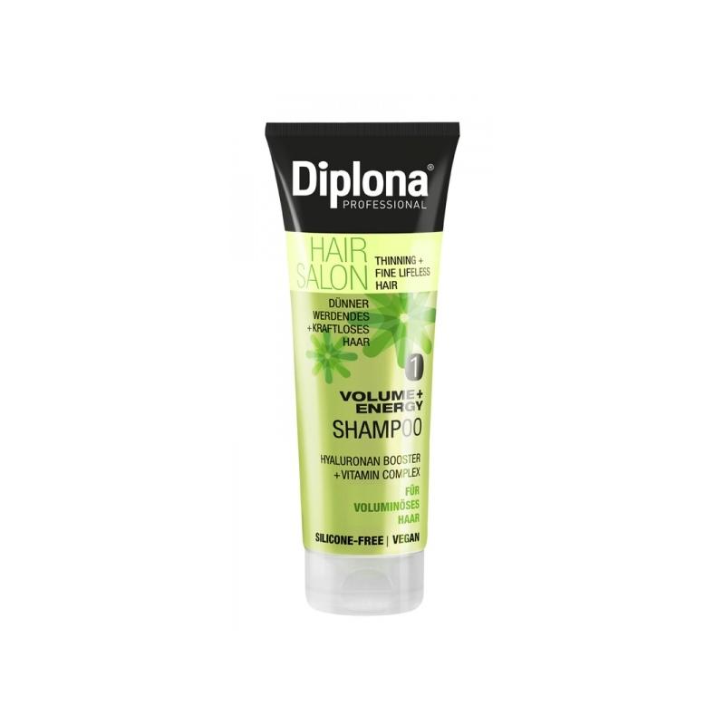 Diplona Professional šampoon õhukestele juustele 095229