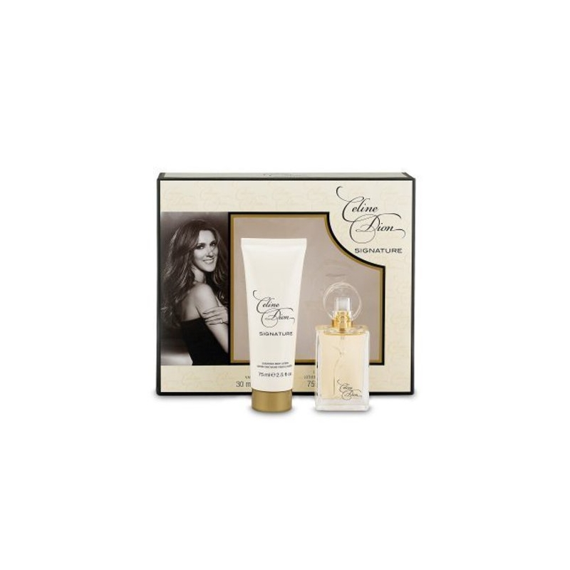 CELINE DION SIGNATURE KOMPL.EDT30+IP75ML