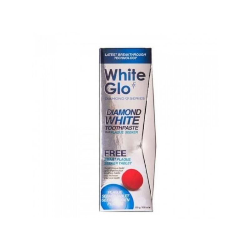 White Glow Diamond White valgendav hambapasta