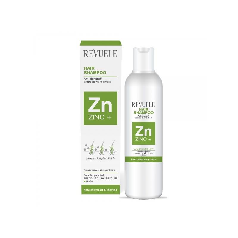 Revuele Zinc+ kõõmavastane šampoon 911369