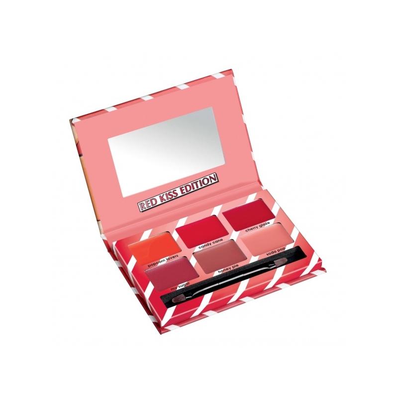 Misslyn Lip Candy huuleläigete palett 29501