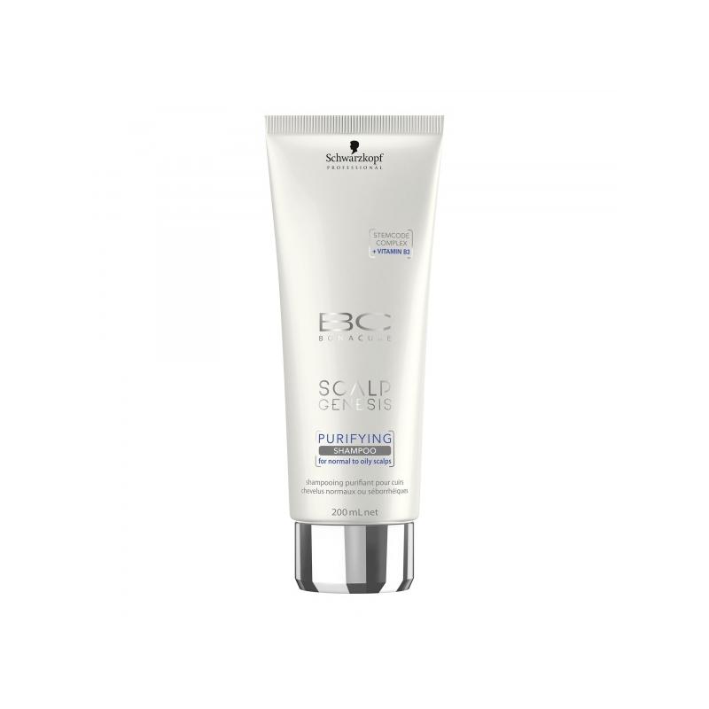 Schwarzkopf Professional Scalp Genesis Purifying sügavpuhastav šampoon