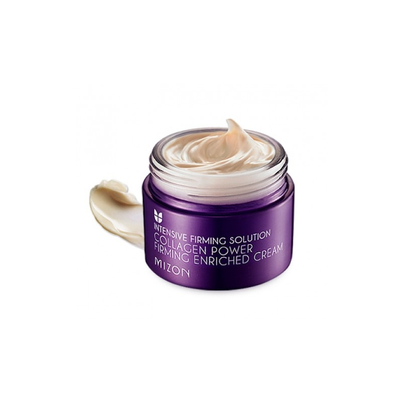 Mizon Collagen Power Firming Enriched Cream, näokreem kollageeniga