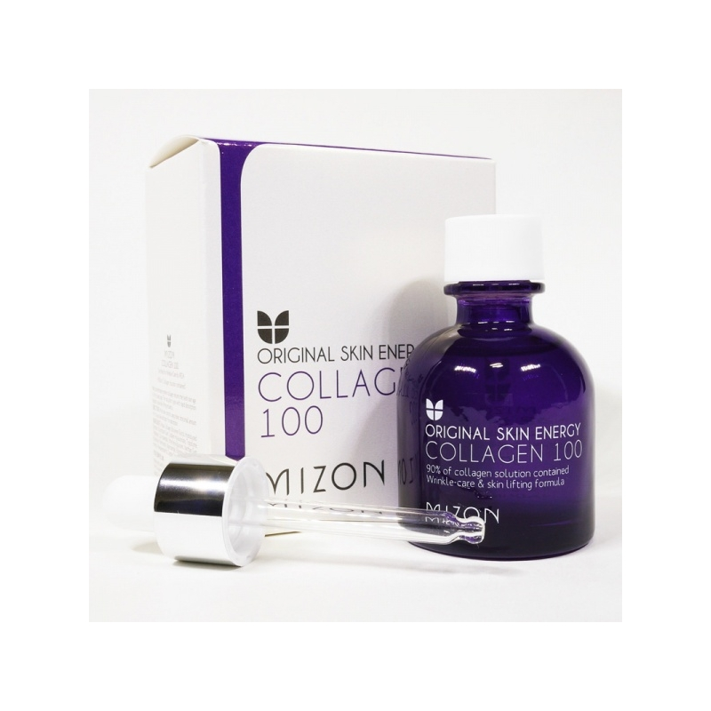 Mizon Original Skin Energy Collagen 100,  90% kollageeniseerum