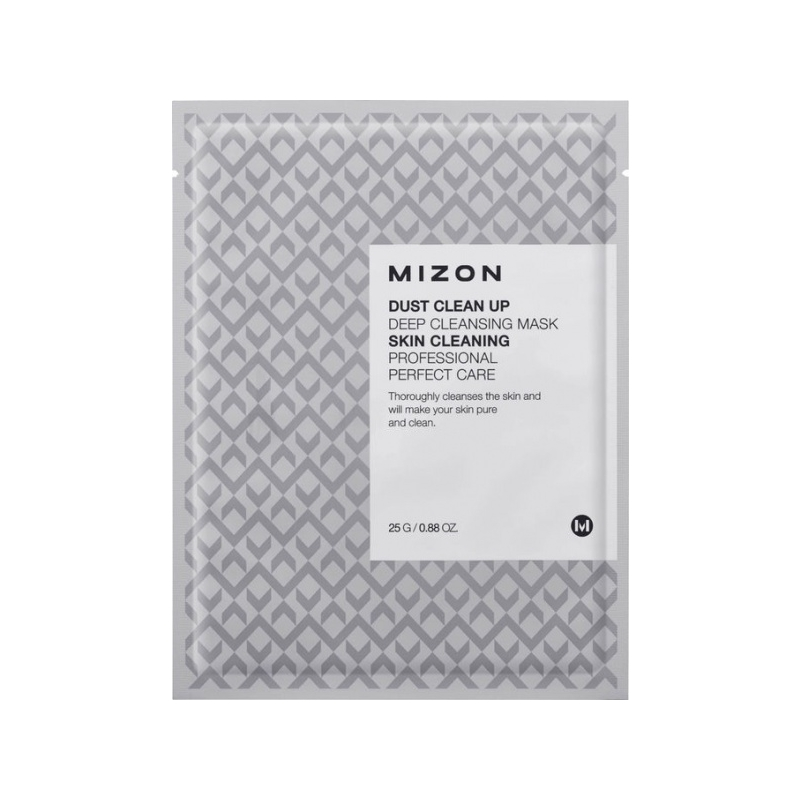 Mizon Dust Clean Up Deep Cleansing Mask sügavpuhastav näomask