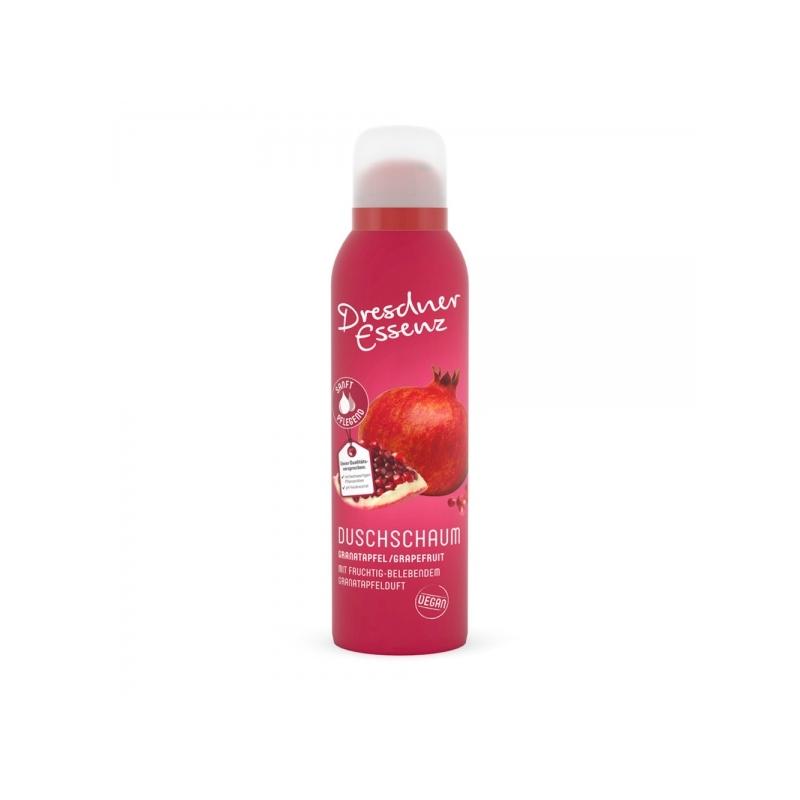 Dresdner Essenz Shower Foam Pomegranate dušivaht granaatõun