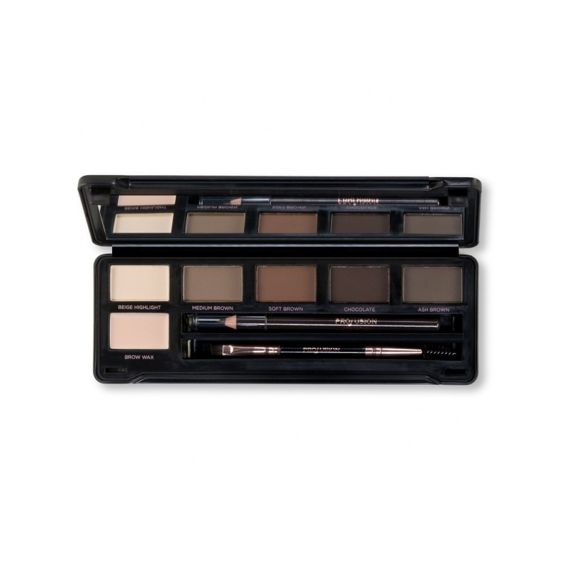 Profusion Brows kulmupalett 6881-11DSP