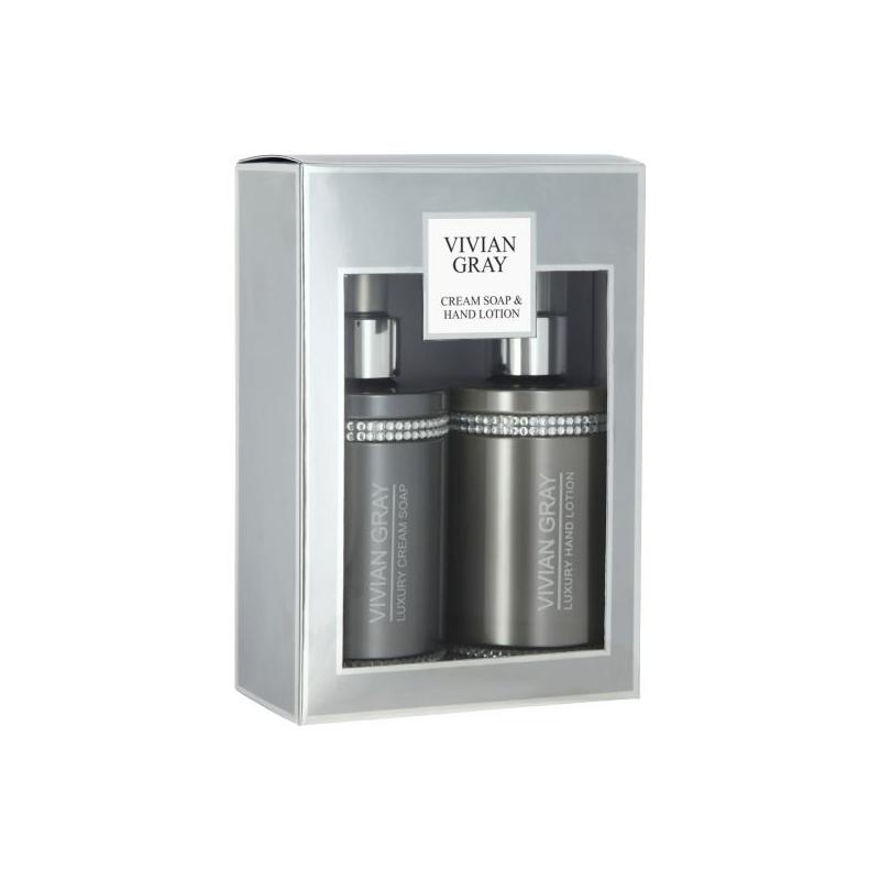 Vivian Gray Crystals Grey komplekt  3392