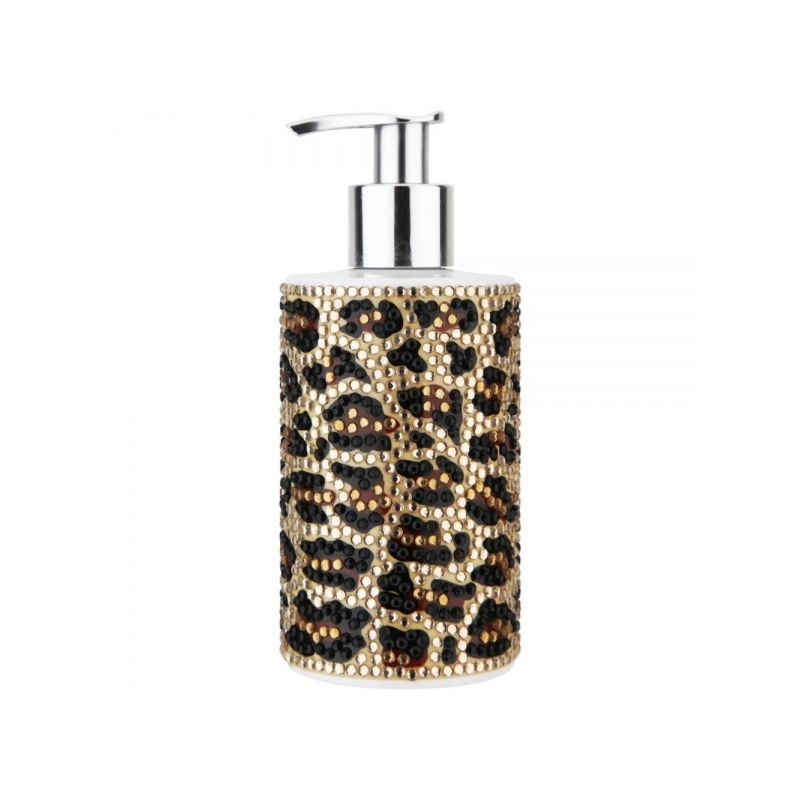 Vivian Gray Leopard in Gold vedelseep D-1004