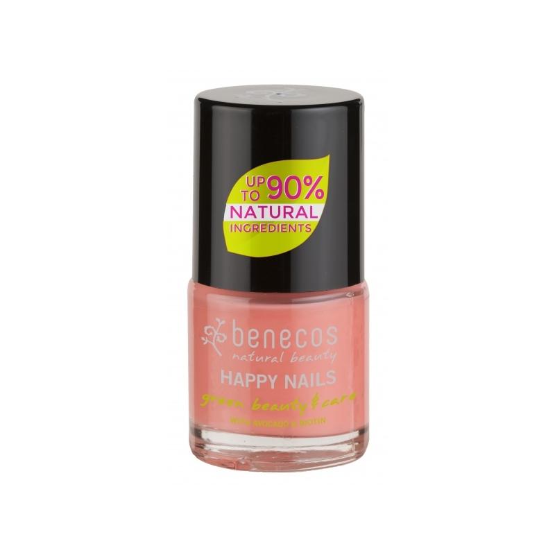 """Benecos Happy Nails küünelakk """"peach sorbet"""""""