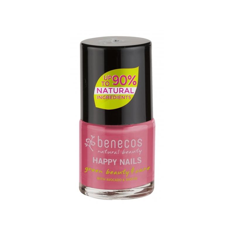 """Benecos Happy Nails küünelakk """"flamingo"""""""